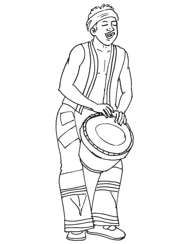 more coloring pages africa - photo#21